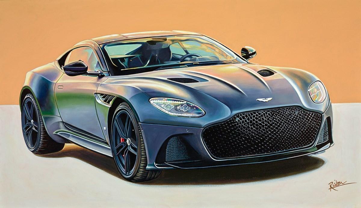2019 Aston Martin DBS Superleggra